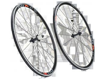Paire de roues Nix 27.30 RT Alloy