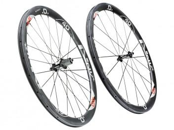 Paire de roues Nix 40.45 Full Carbon