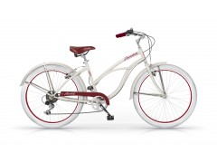 Vélo Honolulu Beach Cruiser Dame blanc