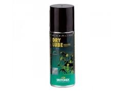 Lubrifiant Dry Lube Motorex pour cycles