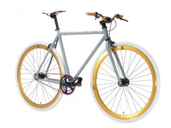 Vélo fixie grey