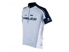 Maillot vélo Nalini Argentite Gris