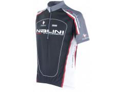 Maillot vélo Nalini Argentite noir