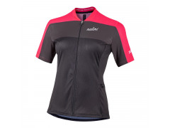 Maillot vélo Nalini Country Rose Femme