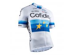 Maillot vélo Pro Nalini Cofidis European Champion 2020