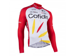 Maillot manches longues Team Nalini Cofidis 2021